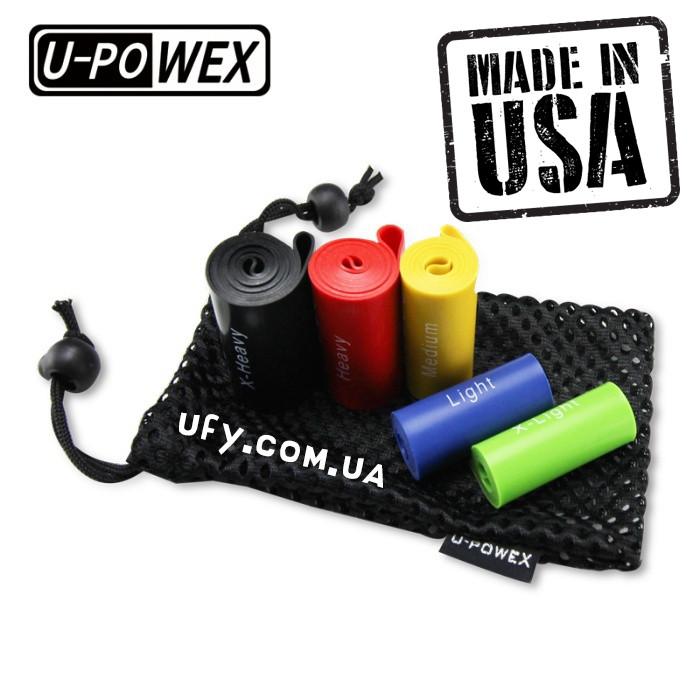 """Фитнес резинки U-Powex Оригинал USA - интернет-магазин """"UFY""""  в Днепре"""