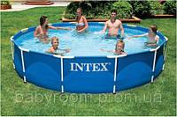 Сборный (каркасный) бассейн  Intex  366х76 см, 56994 (28210)