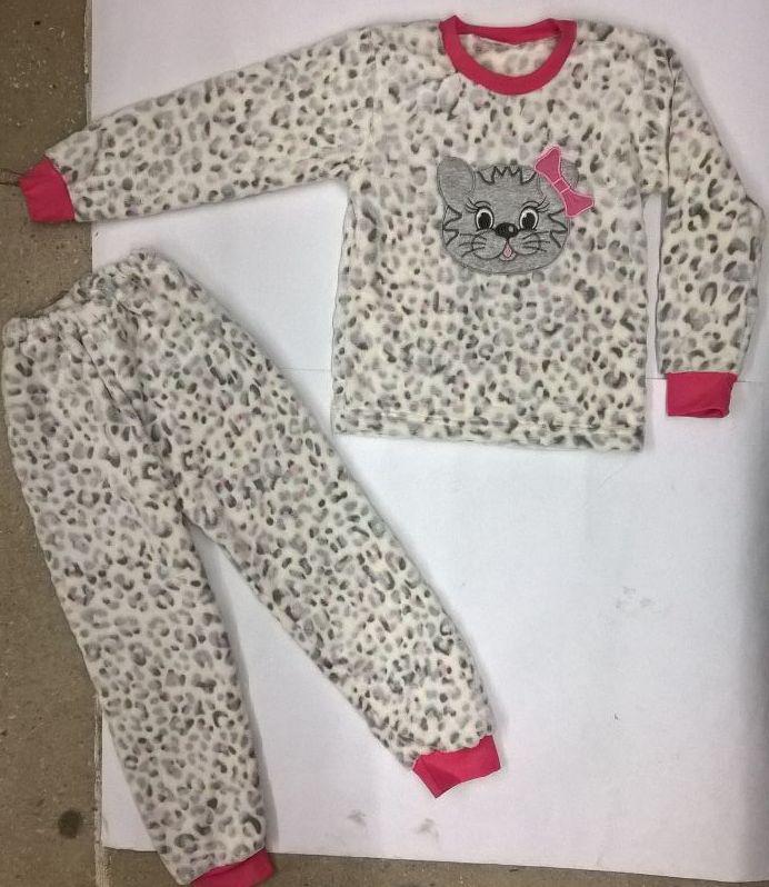 Пижама детская с вышивкой