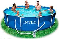 Каркасный бассейн Intex 54424 (28218) 366х99 см