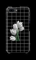 Чехол дляiphone 7 plus / 8 plus Тюльпаны