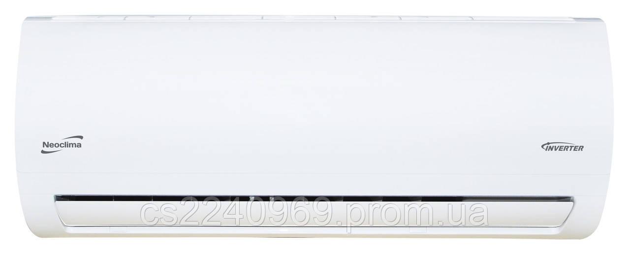 Кондиционер NEOCLIMA NS/NU-24AHEIw Therminator 2.0 Invertor, фото 1