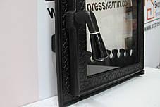 Дверцы для камина арочные  460х500, фото 2