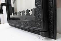 Дверцы для камина арочные  460х500, фото 3