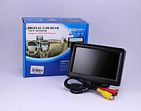 Дисплей (автомобильный монитор) LCD 4.3 для двух камер 043