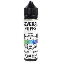 Жидкость для электронных сигарет Several Puffs (Summer Dreams) 60 мл (ОПТ)