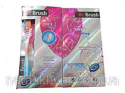 """Зубная щётка """"Dr. Brush"""" Soft Wing"""