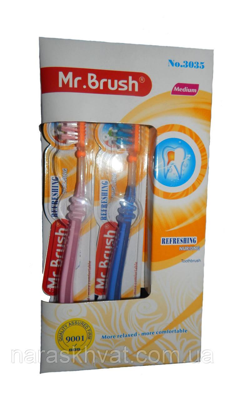 """Зубная щётка """"Mr. Brush"""""""
