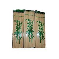 Шпажки бамбуковые 25 см/3 мм