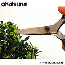 Ножиці для бонсай Okatsune 203 (Японія), фото 3