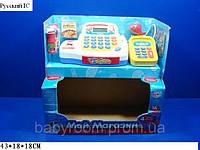Игровой набор Кассовый аппарат 7020 Мой магазин