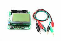 Измеритель ESR+LCR метр,Тестер MG328 micro USB / 3.7V  + Корпус! NEW!