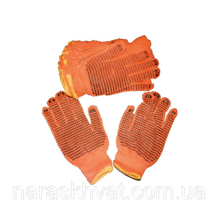 Перчатки рабочие Оранж