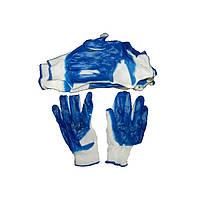 Перчатки стрейч+нитриловое покрытие (Вампирки), фото 1