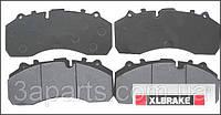 XLP1136 XLBrake Тормозные колодки дисковые