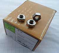 Гайка М14 шестигранная ГОСТ 5915-70, DIN 934 из нержавеющей стали А2