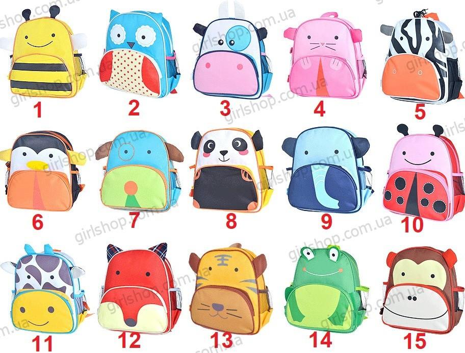 b8e82a66dd1b Детский рюкзак Skip Hop Zoo Pack 18 видов , цена 155 грн., купить в ...