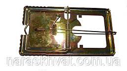 Мышеловка капкан 8*15, нержавеющая сталь