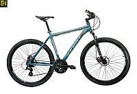 """Велосипед 29"""" FORT CARMINE 2018 бирюзовый"""