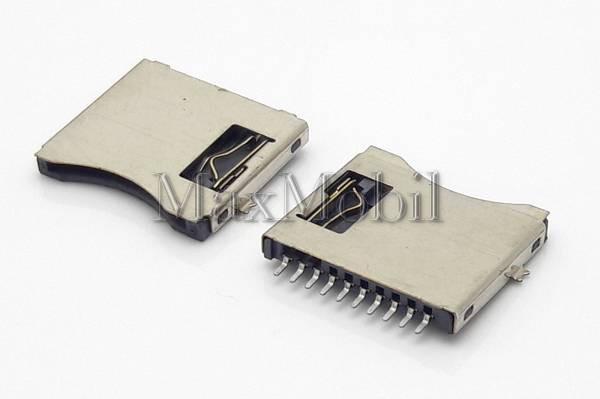 MicrоSD - коннектор для телефона, планшета