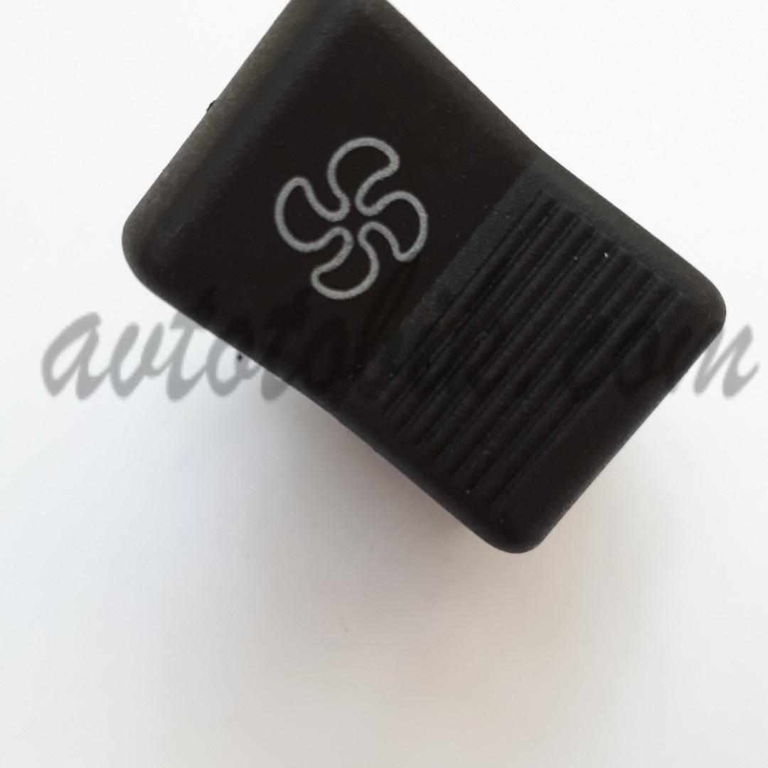 Кнопка включения вентилятора отопителя ВАЗ 2104-05-07