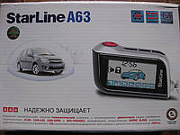 Диалоговая автосигнализация Starline A63 (Старлайн А63)