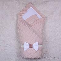 Демисезонный конверт-одеяло Мечта, (карамель), фото 1