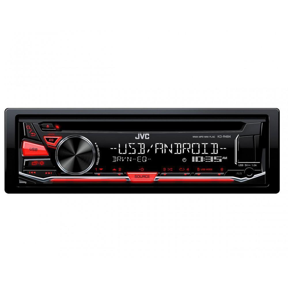 CD/MP3-ресивер JVC KD-R484