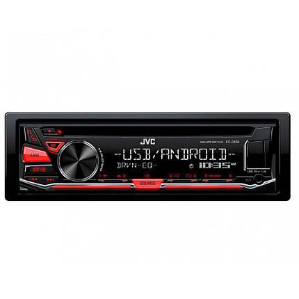 CD/MP3-ресивер JVC KD-R484, фото 2