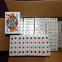 """Карты игральные """"Король"""", атласные, 54 шт."""