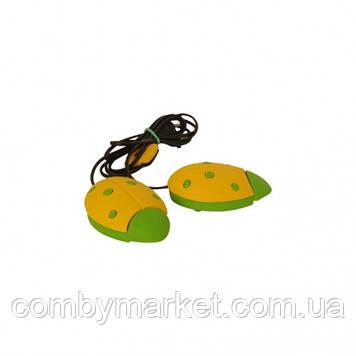 "Сушилка для обуви электрическая ""Солнышко"" Желтый"