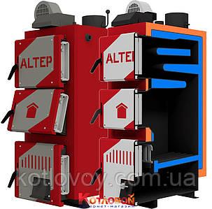 Твердотопливный котел длительного горения Altep Classic Альтеп Класик