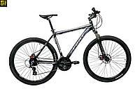 """Велосипед Fort Carmine 29"""" 2018 черно-серый"""