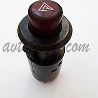 Кнопка аварийной сигнализации 7-ми контактная ВАЗ 2101-07 (Россия, Авар), фото 1