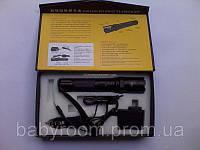 Электрошокер-фонарик 1102 Police Scorpion
