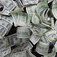 """Конфетти """"Доллары сувенирные"""" 1 кг"""