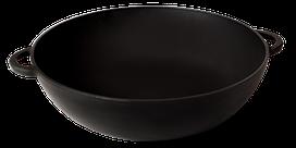 Сковорода чугунная Ситон (сотейник), d=200мм, h=54мм
