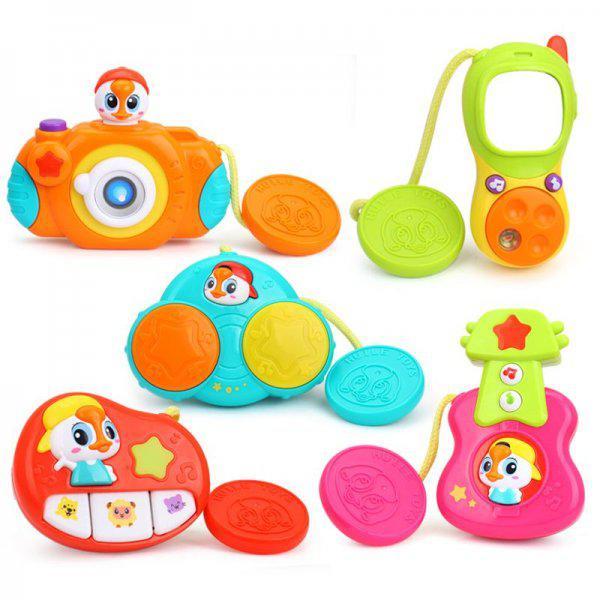 Подвесные музыкальные игрушки Huile Toys 3111