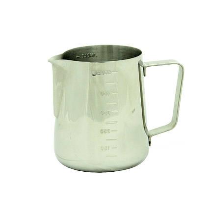 Металлический питчер-молочник Мера, 600 мл, фото 2
