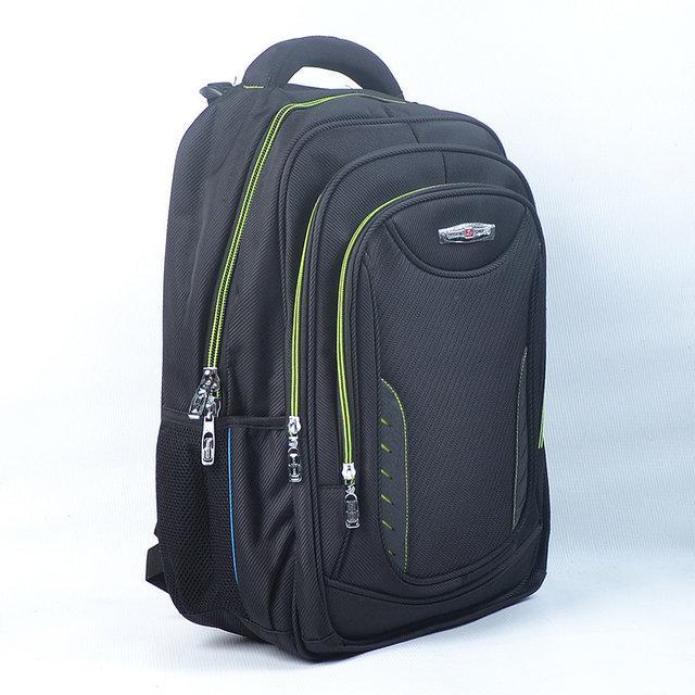 Рюкзак для міської (з відділенням для ноутбука) DENGGAO S-1056 обсяг 28 л. колір чорний.