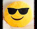 Подушка Смайлик в очках, фото 2