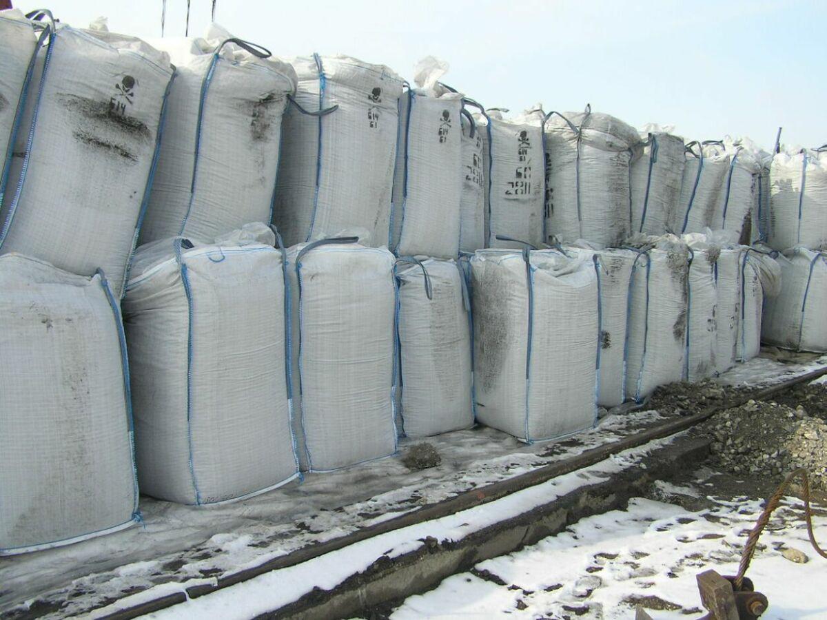 Биг беги мешки различных модификаций для сыпучих грузов