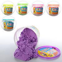 Песок кинетический для творчества 800 грамм, MK0831, 007014, фото 1