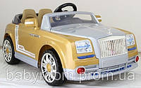 Детский электромобиль Bambi Rolls-Royce 9666R/C (6666) на радиоуправлении