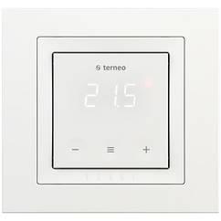 Terneo s unic - терморегулятор сенсорным управлением