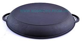 Чугунная крышка-сковорода Биол 22 см