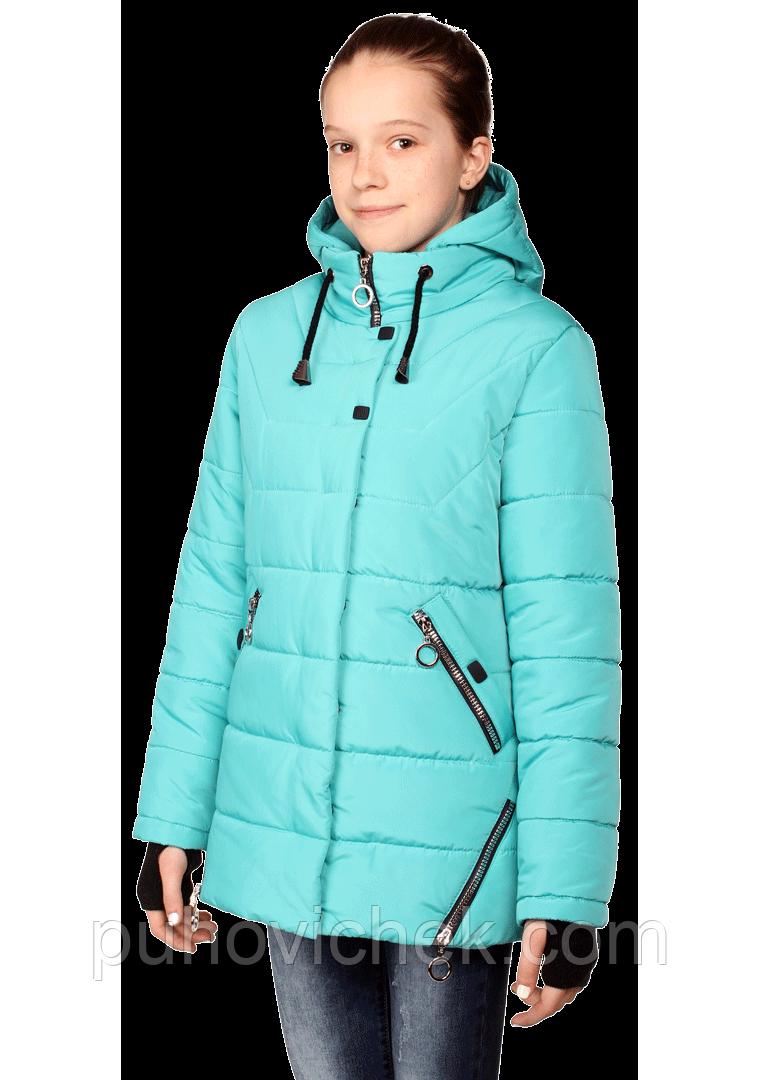 Демисезонные куртки для девочек интернет магазин