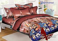 Детский комплект постельного белья Зверополис, фото 1