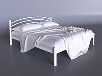 Почему металлическая кровать?!