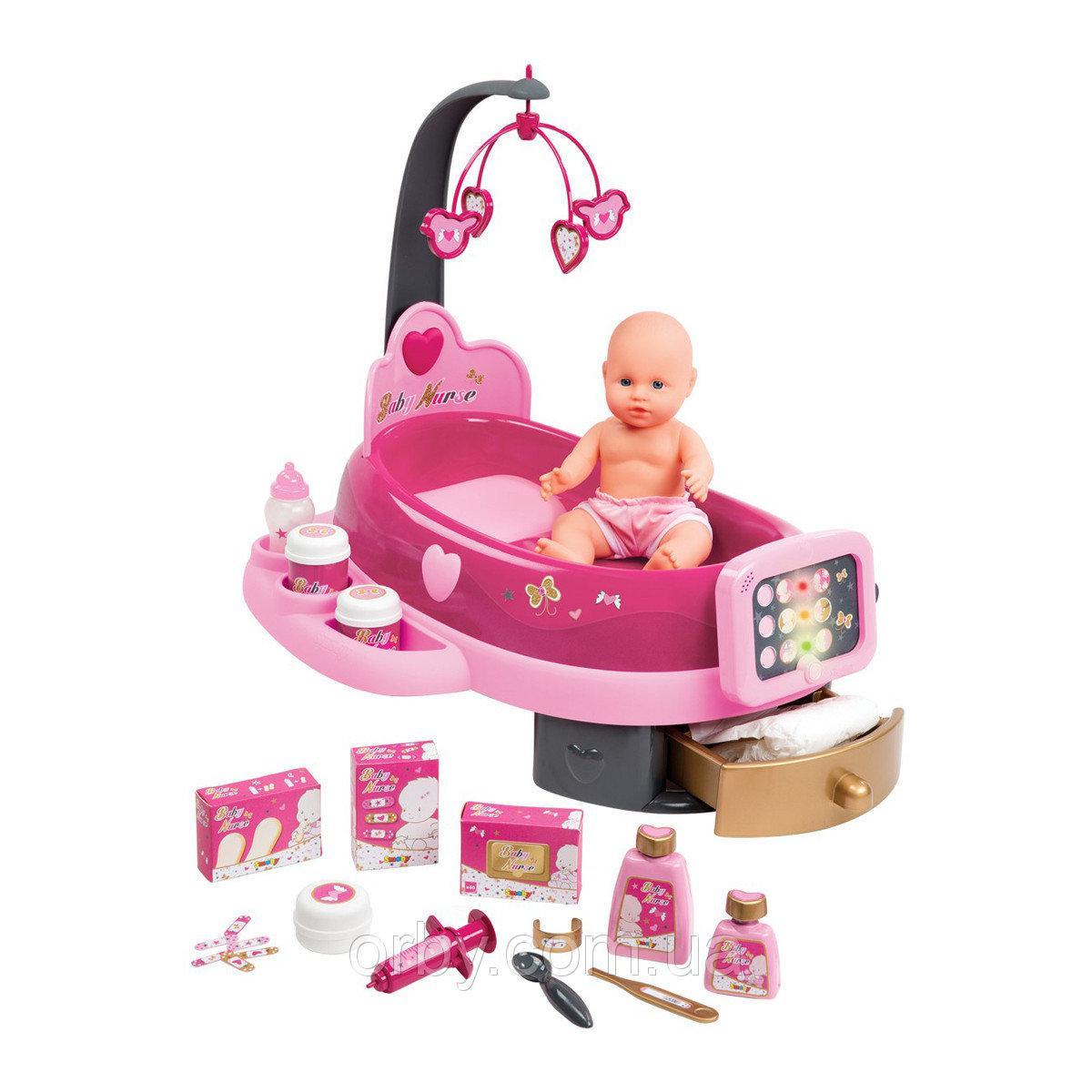 Уценка  центр Smoby Baby Nurse для ухода за куклой